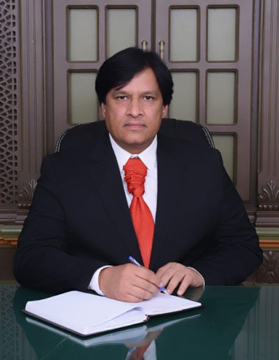 Dr Syed Daud Bukhari